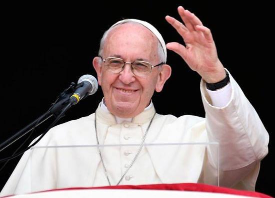 Popiežius Pranciškus aplankys Lietuvą rugsėjo 22–23 dienomis