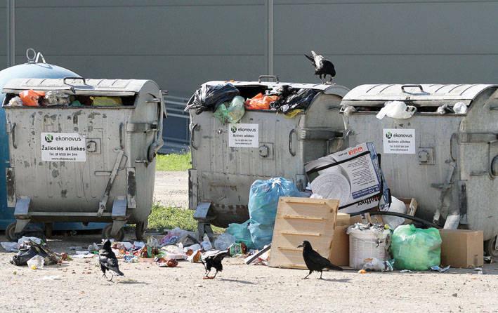 Atliekų surinkimo tvarka keisis