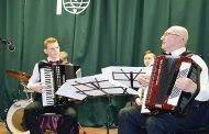 Instrumentinė grupė iš Veprių paminėjo 10-ies metų jubiliejų