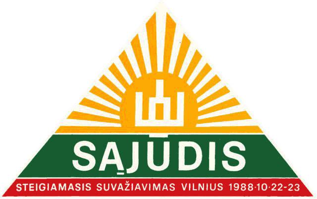Patvirtino Lietuvos Persitvarkymo Sąjūdžio minėjimo programą