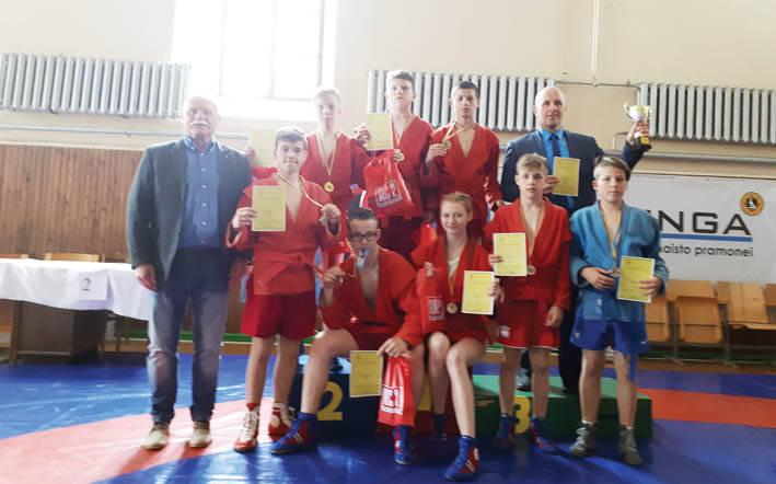 Laimėtojai atstovaus Lietuvai