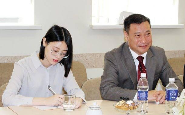 Ir Kinijos miestai gali tapti Ukmergės partneriais