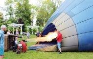 Virš Ukmergės – margaspalvių oro balionų fiesta