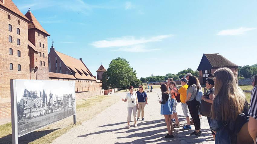 Keliavome po Lenkiją