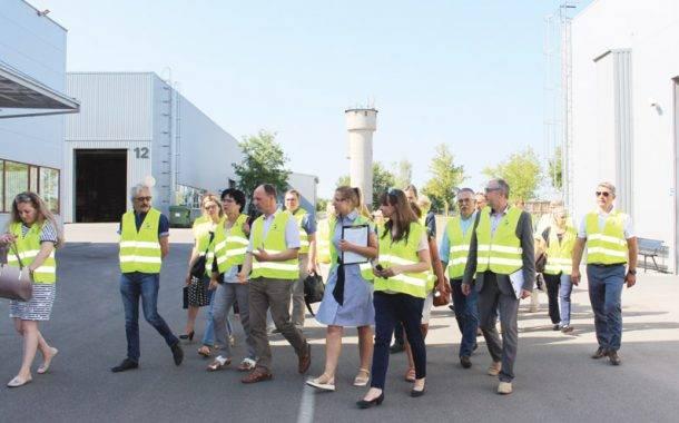 Sieks savivaldybės ir verslo  bendradarbiavimo