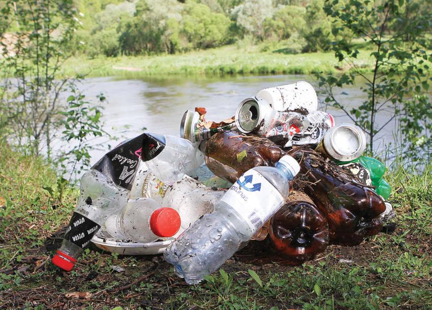 Paskaita apie atliekų rūšiavimą