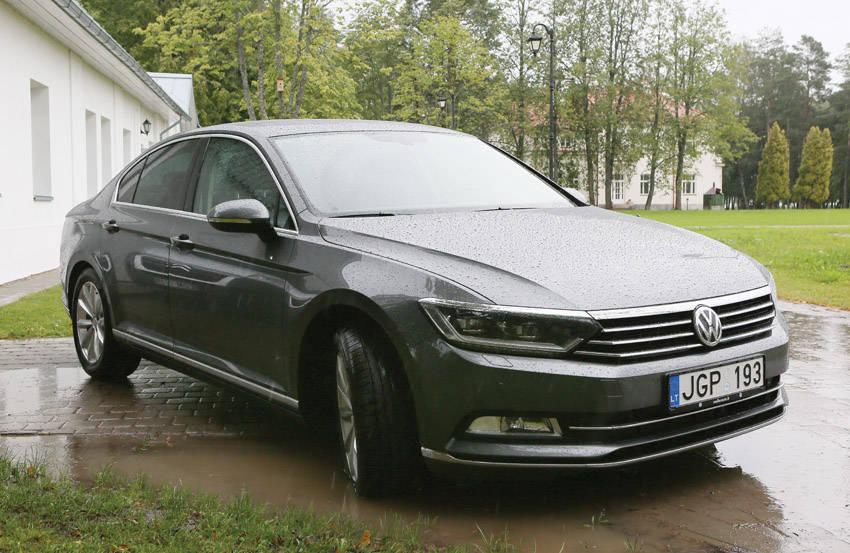 Rajono vadovų automobilis – tarp dešimties brangiausių