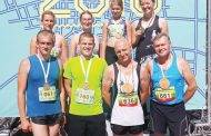 Ukmergės bėgikus svetingai priėmė Biržai