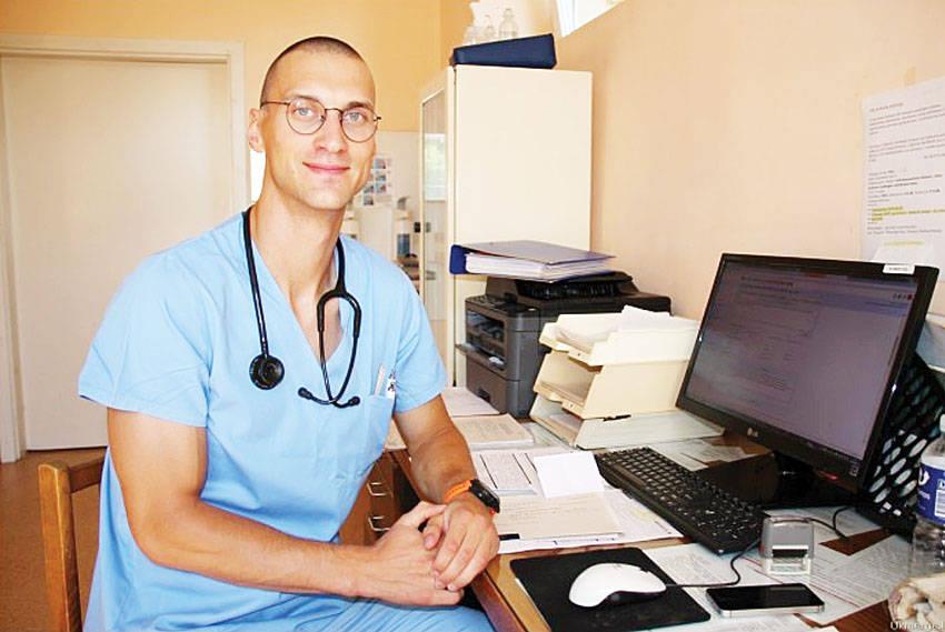 Ukmergės ligoninė sulaukė naujų specialistų