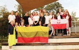 Jaunimas susipažino su lietuvių ir lenkų kultūra, istorija, paveldu