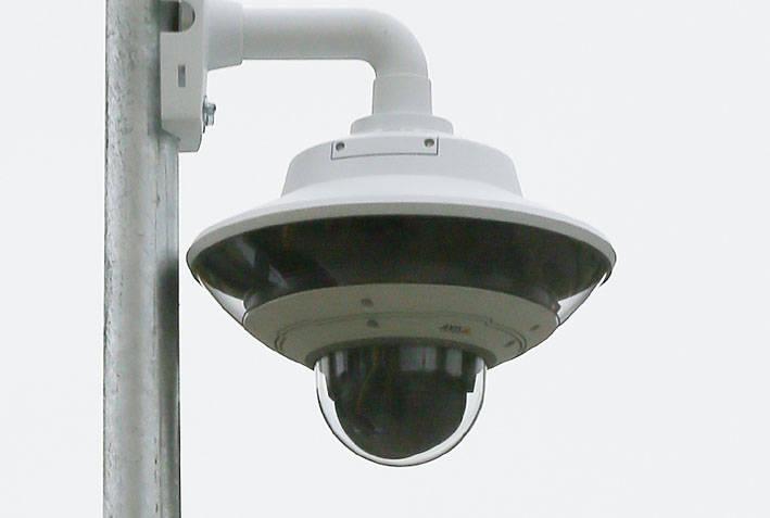 Stebėjimo kamerų įrengimas yra reglamentuojamas