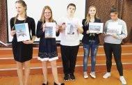Europos kalbų diena Taujėnų gimnazijoje
