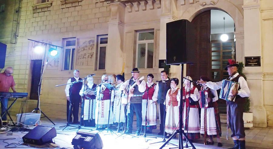 Lietuvos 100-metį minėjome Zadare
