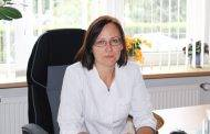 Per 23 tūkst. pacientų turinčiai gydymo įstaigai vadovaus  Gitana Čepienė