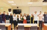 Ukmergės mokinių savivaldų informavimo centras turi naują pirmininką