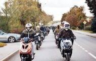 """Ukmergėje – """"Lietuvių motorolerių uždarymas 2018!"""""""