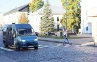 Kelių eismo taisyklėse – naujos nuostatos pėsčiųjų ir dviratininkų saugumui gerinti