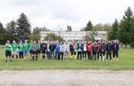 Bendruomenės projektą vainikavo kasmetinė sporto šventė