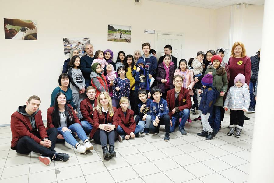 Tolerancijos savaitė Siesikų gimnazijoje