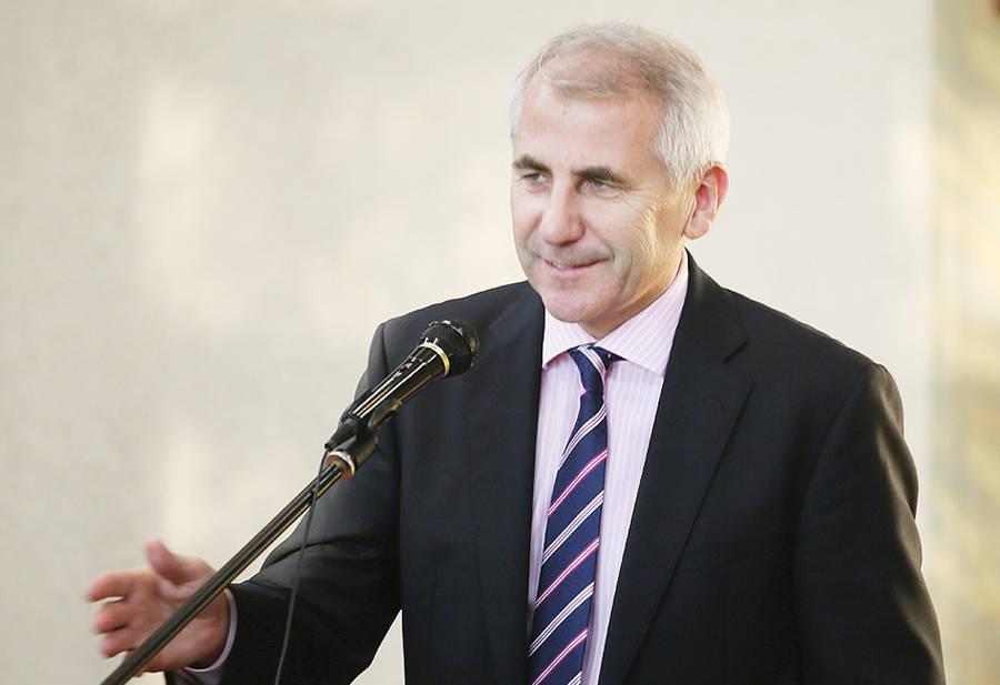 Ukmergiškiai kandidatu į prezidentus pasirinko Vygaudą Ušacką
