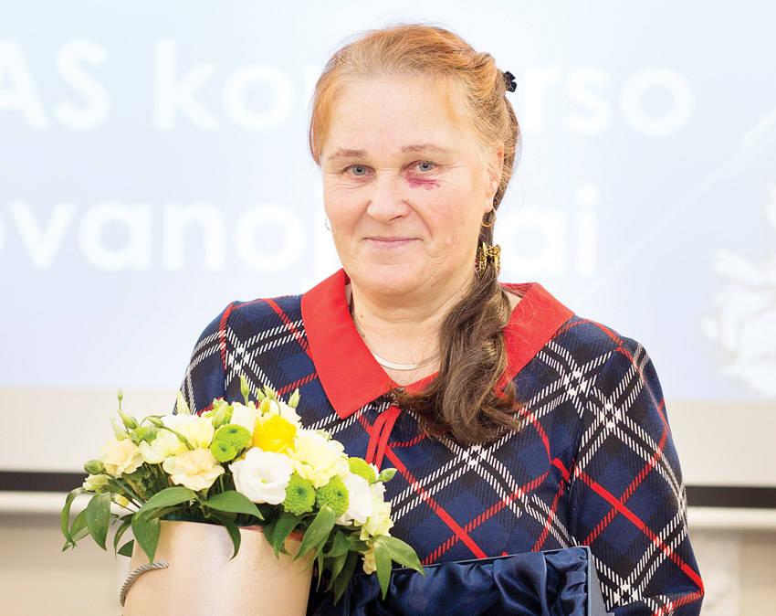 Geriausia Vilniaus regiono bibliotekininkė – Ramunda Misiūnienė