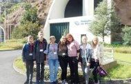 Projekto dalyvių susitikimas Madeiroje