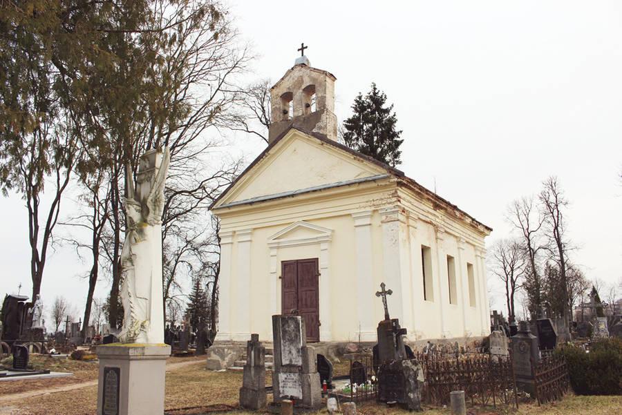 Vaižganto koplyčia – išskirtinės paskirties